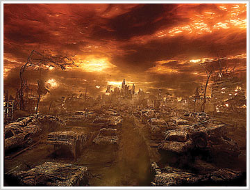 Библия о конце света